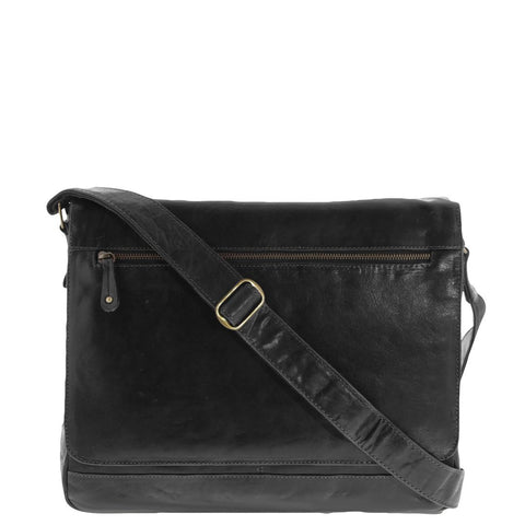 Declan Leather Laptop Bag