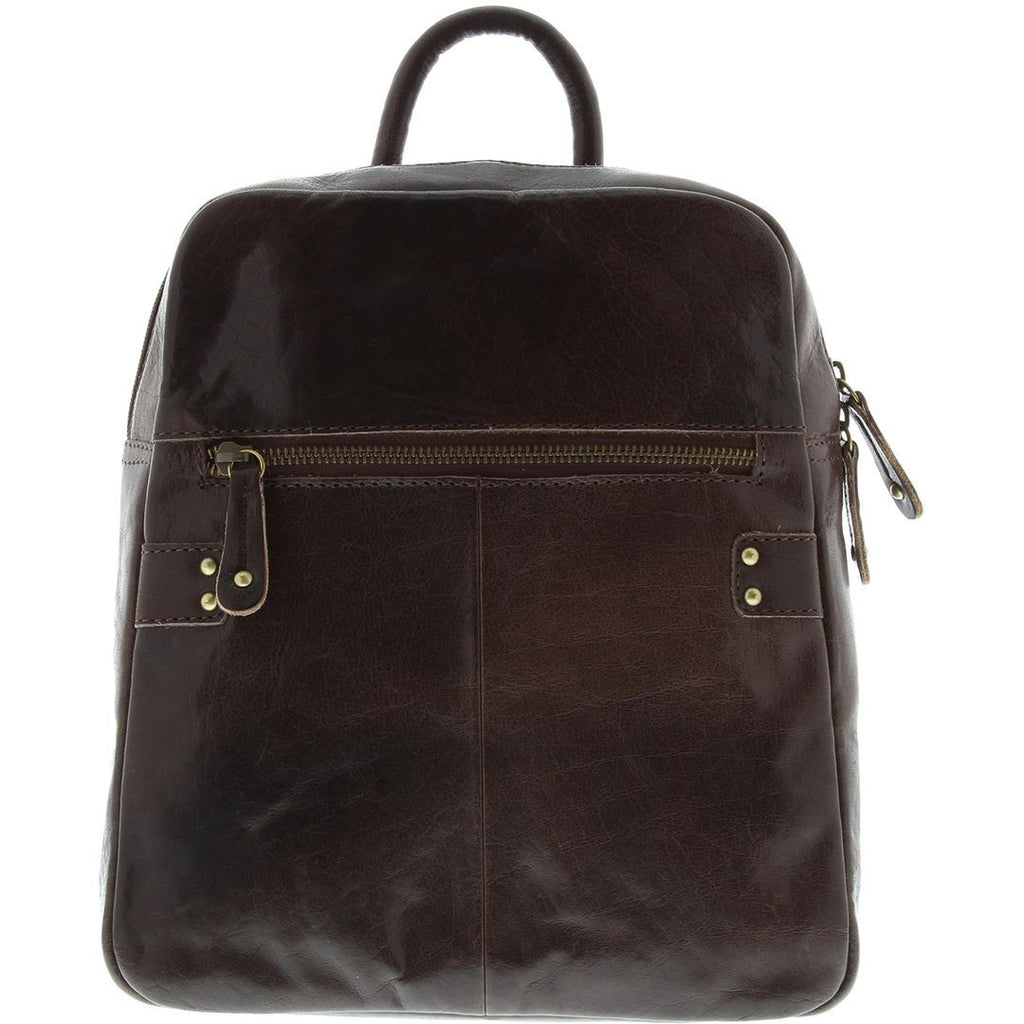 Tessa Wash Leather Backpack