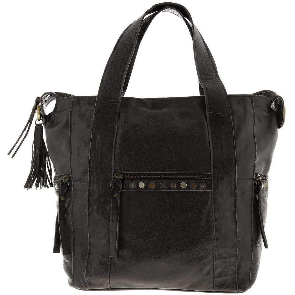 Jada Wash Leather Tote