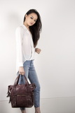 Cobb & Co-Jada Wash Leather Tote--Tote - Gabee Bags | Gabee.com.au - 3
