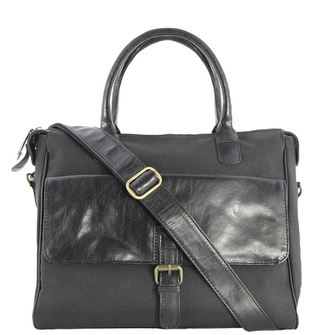 Boyd Leather Briefcase