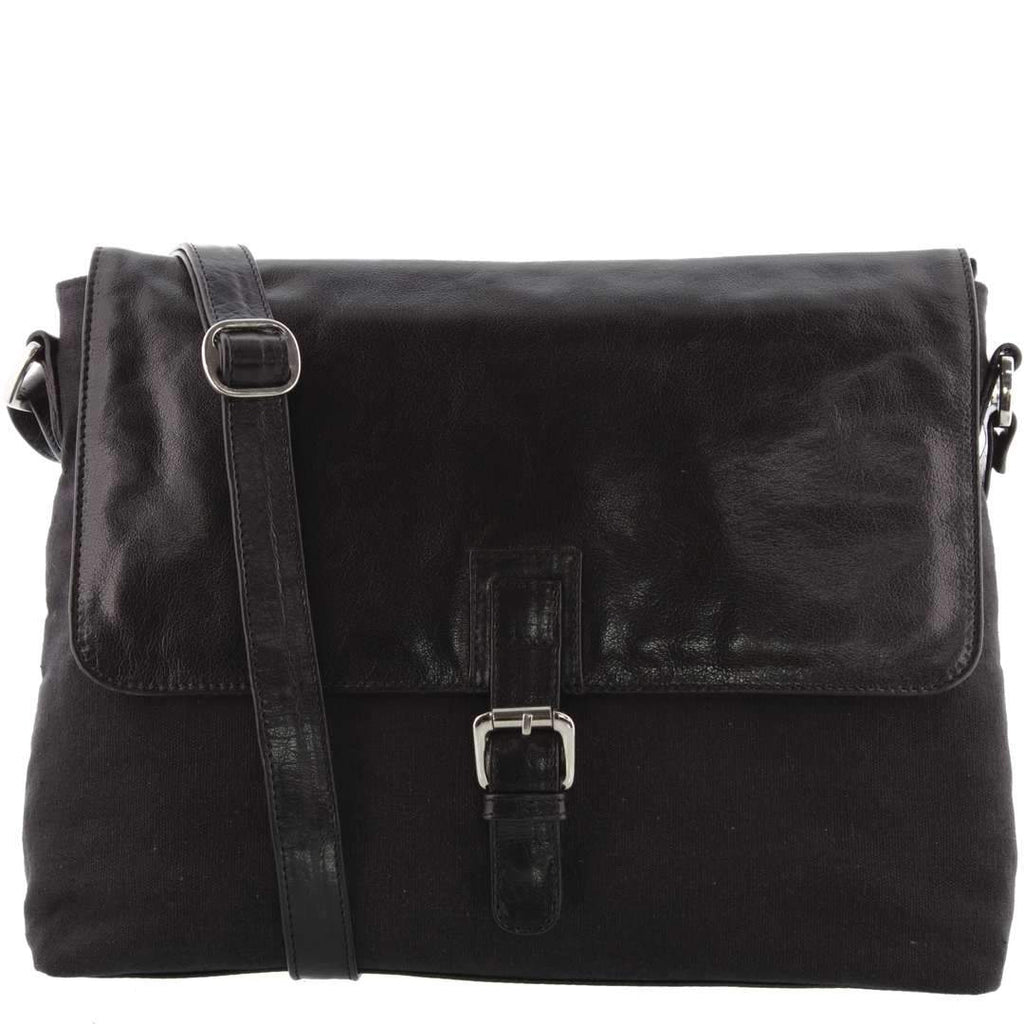 Notting Leather Messenger