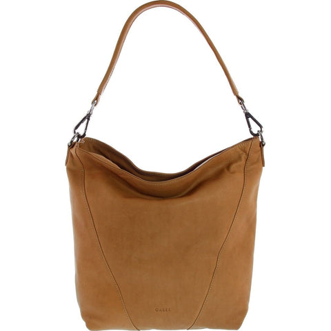 Gabee-Carolyn Soft Leather Hobo-TAN-Shoulder Bag - Gabee Bags | Gabee.com.au - 1