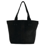Gabee-Britney Leather Tote Bag-BLACK-Tote - Gabee Bags | Gabee.com.au - 2
