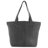 Gabee-Britney Leather Tote Bag-GREY-Tote - Gabee Bags | Gabee.com.au - 3
