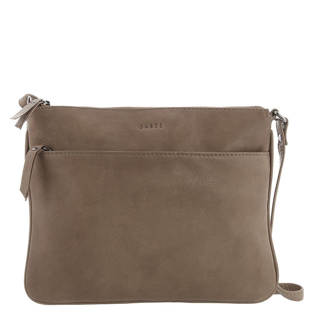 Erica Leather Crossbody Bag