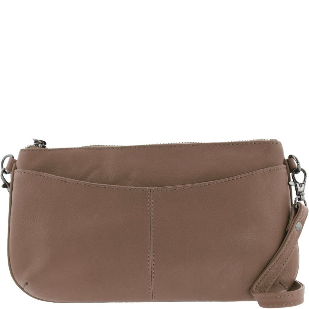 Kayla Soft Leather Crossbody Bag