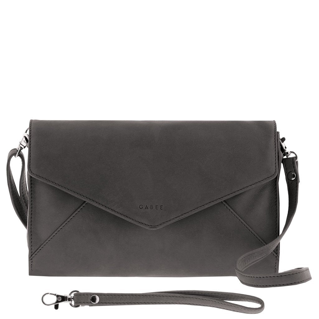 Martine Soft Leather Envelope Crossbody