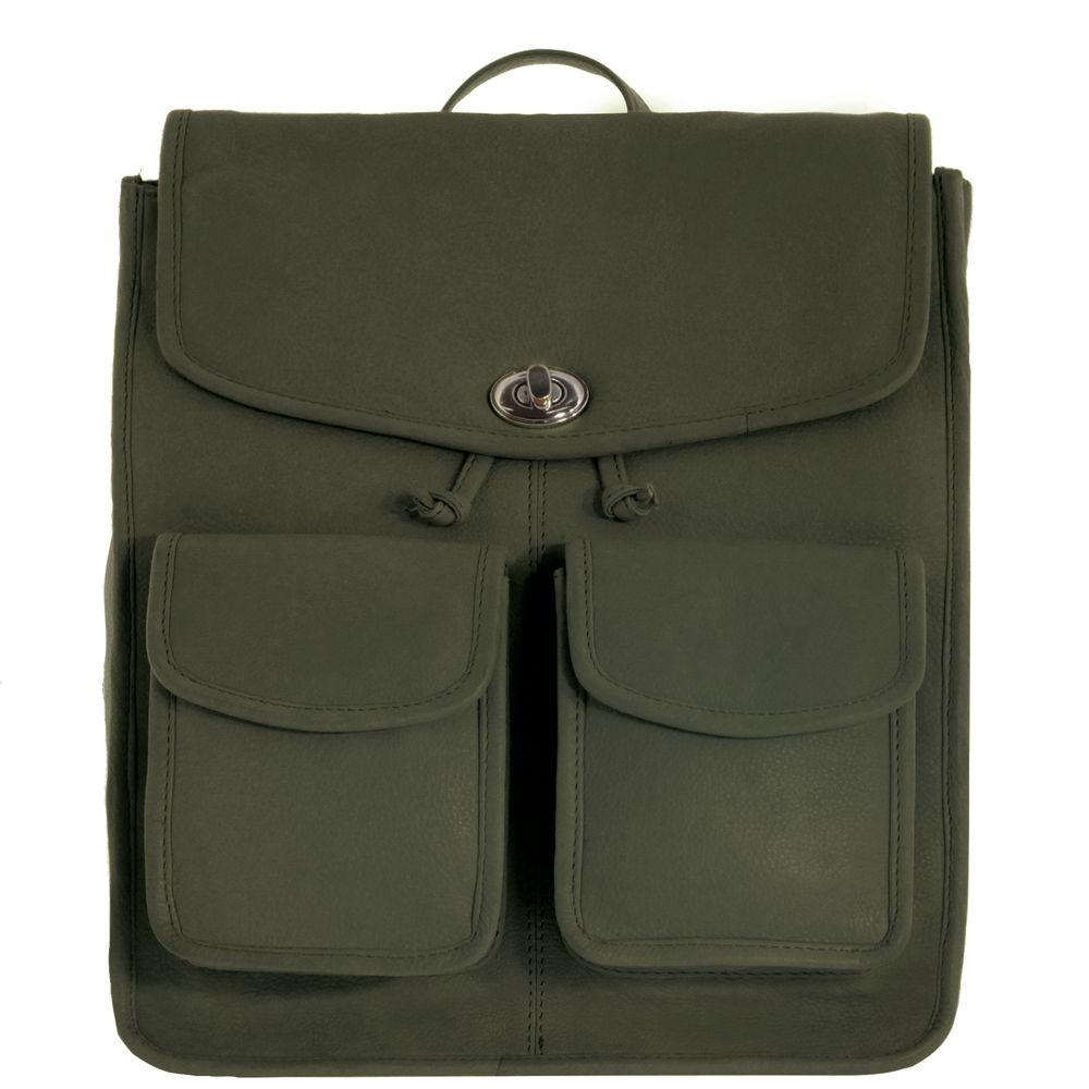 Journee Twin Pocket Backpack