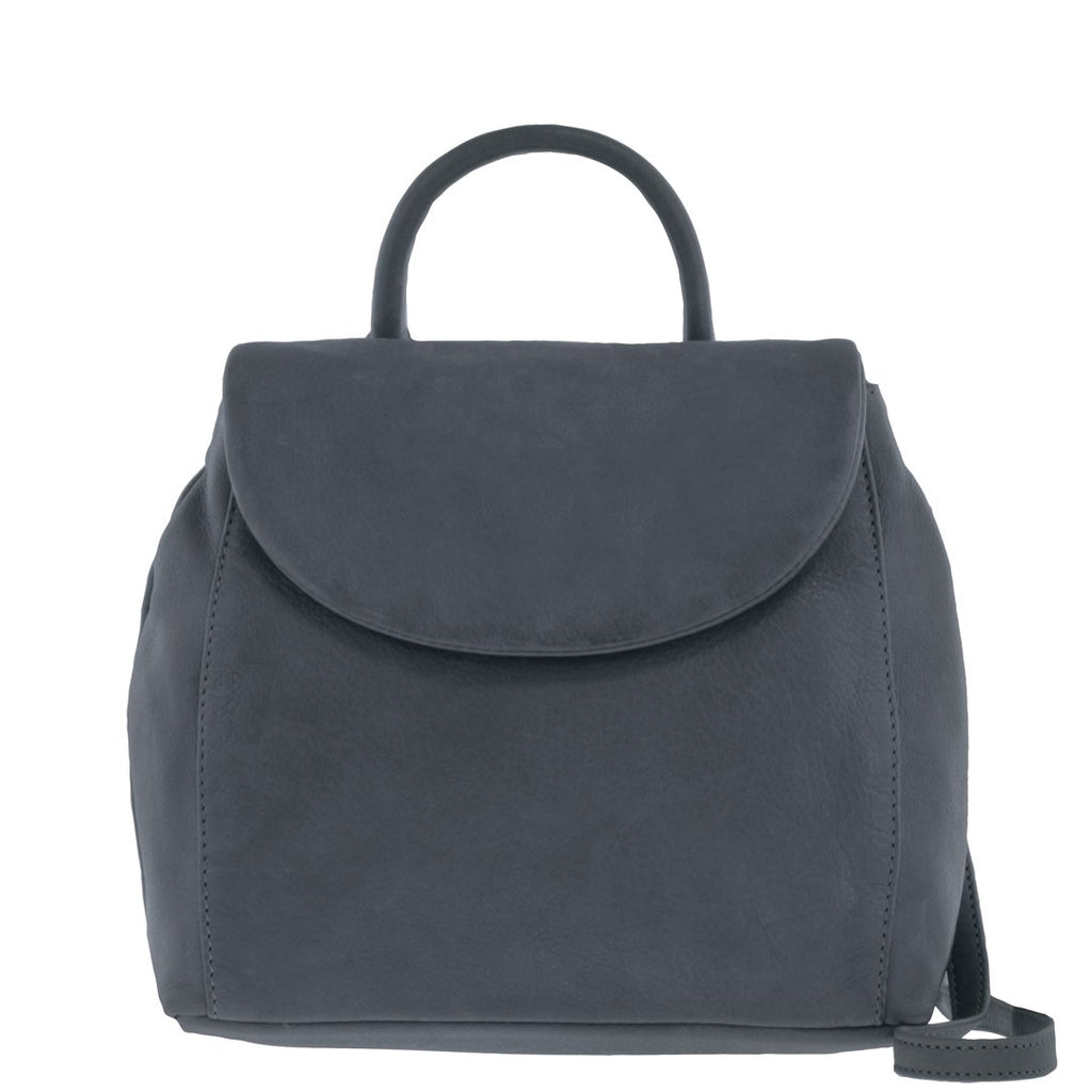 Leigh Small Soft Leather 2-in-1 Backpack
