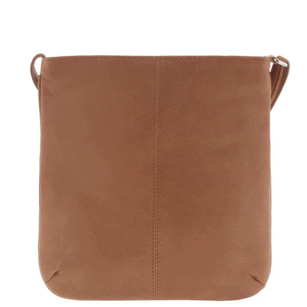Ammie Soft Leather Tall Crossbody