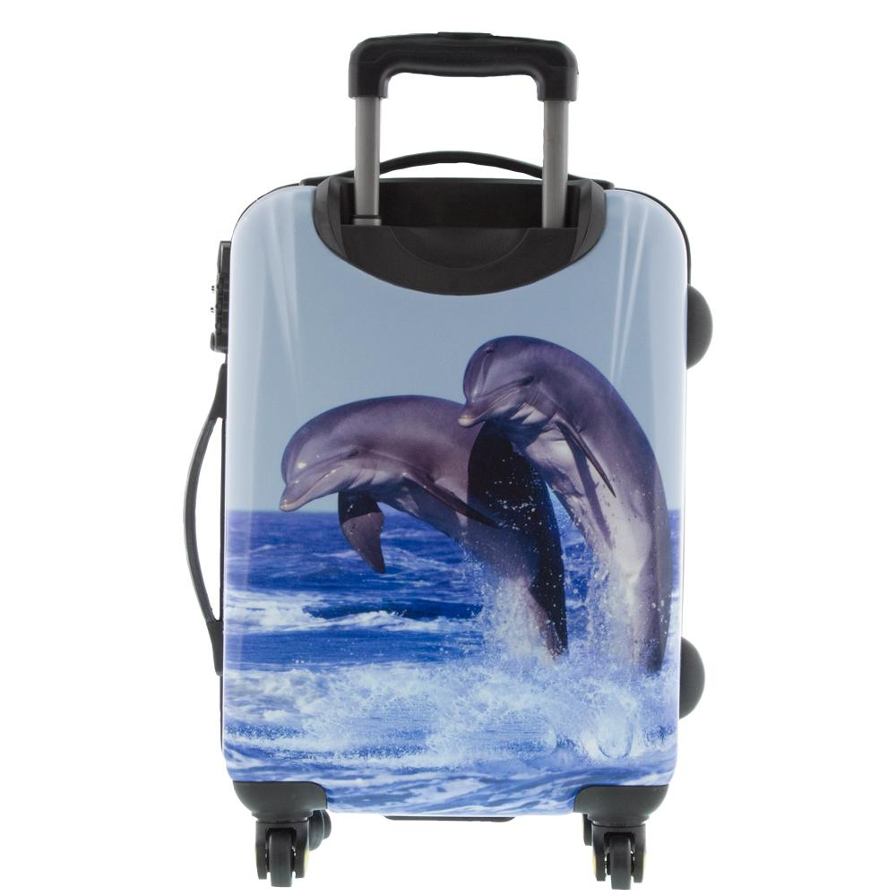 Dolphin  On board Hard Side Luggage