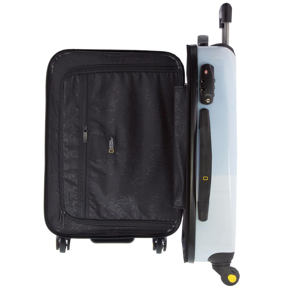 Penguin Large Hard Side Luggage