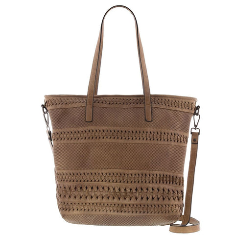 Whitney Woven Tote