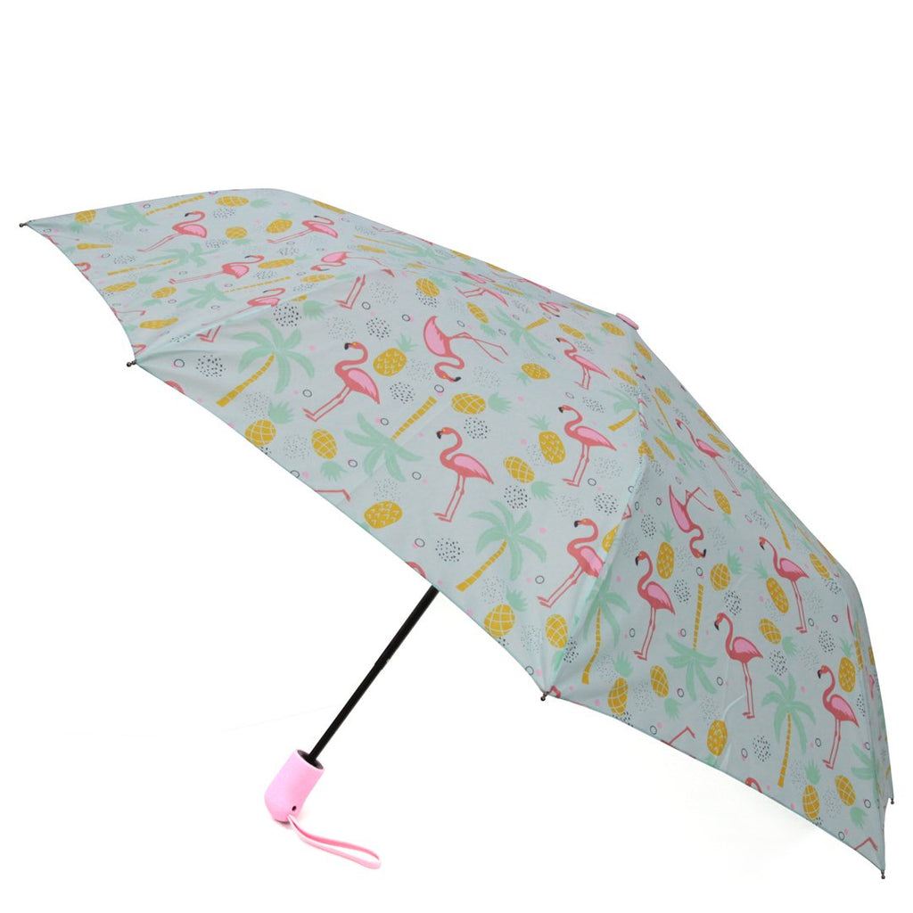 Flamingo Compact Umbrella