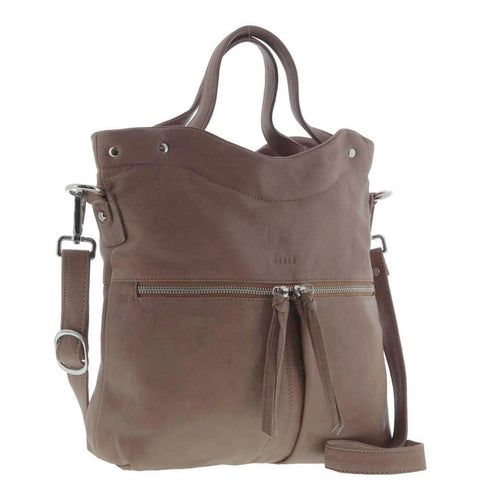 Trinity Soft Leather Tote