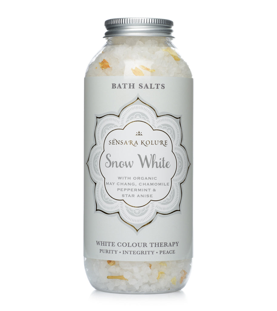 Snow White Bath Salts