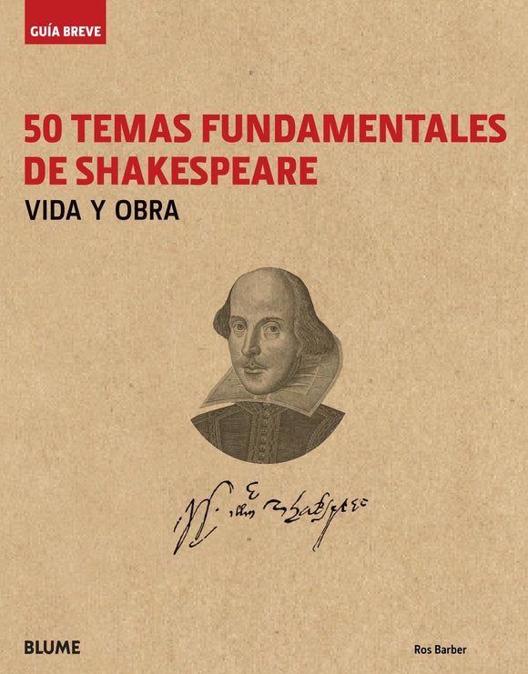 50 Temas Fundamentales de Shakespeare