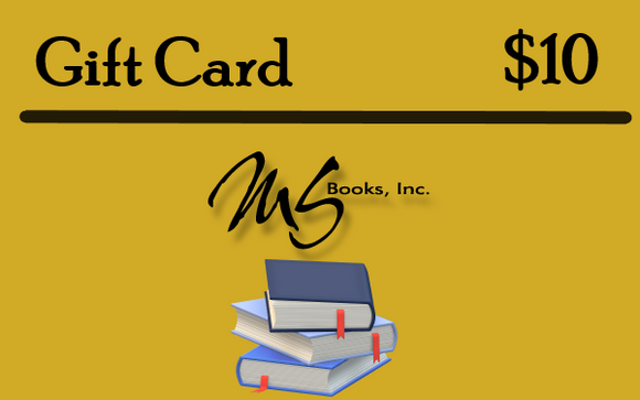 MS Books Gift Card