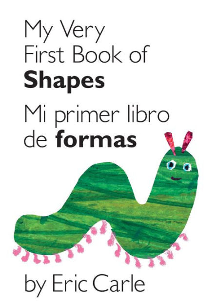 My Very First Book of Shapes/Mi primer libro de formas
