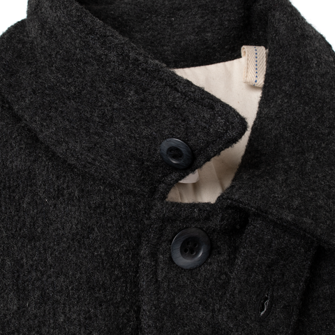 PAL COAT - WOOL - B203-0606