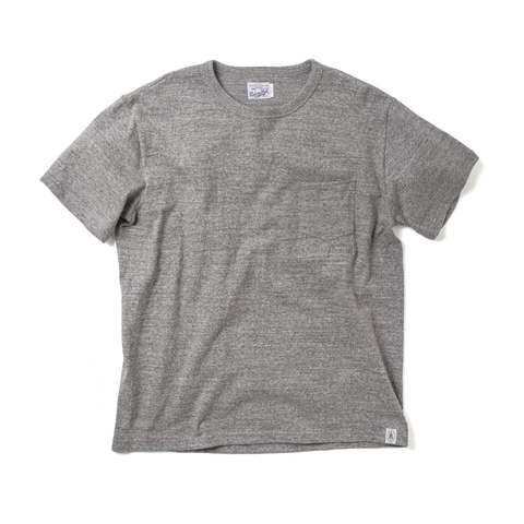 CUSTOM LW POCKET S/S TEE - R185-0101B