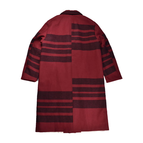 RDH STORE限定 PAL COAT - PATTERN WOOL - B203-0612SP