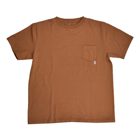 21SS LIMITEDCOLOR STANDARD PACK POCKET TEE - R185-0103SS21