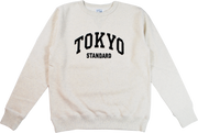 FLOCKY PRINT CREW SWEAT - R193-0306