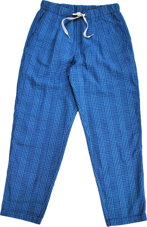 "HANG OUT PANTS ""PLAID SUCKER"" - R201-0502"