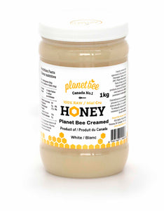 Planet Bee Creamed Clover