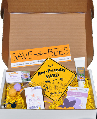 Bee Friendly Seed Gift Box Plant products