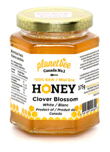 Load image into Gallery viewer, Premium Clover Blossom Honey Canada Raw