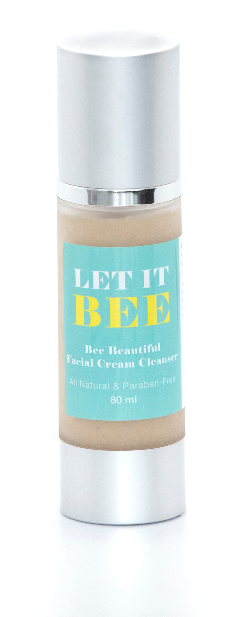 Bee Beautiful Facial Cream Cleanser