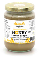 Load image into Gallery viewer, Lemon Ginger Honey