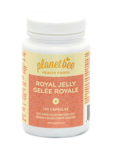 royal jelly capsules suppliment vitamin