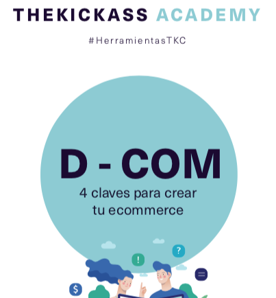 "D-COM ""4 claves para crear tu eCommerce"". Descargable"