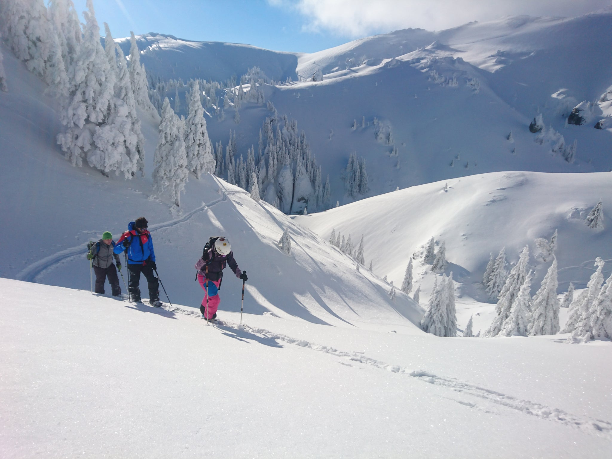 splitboard, ride, winter, romania, powder, ciucas, riding, guiding, lessons, offpiste, backcountry