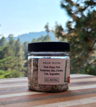 Load image into Gallery viewer, Smoked Cajun Sea Salt (small grain) - 2.5oz & 4oz