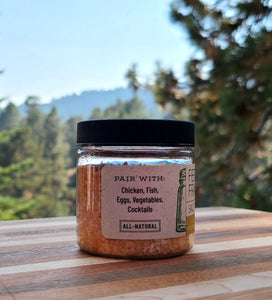 Lemon Cayenne Pepper Sea Salt