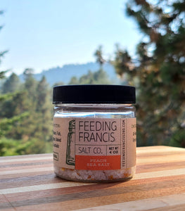 Peach Sea Salt