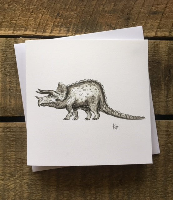 Bosley Greeting Card