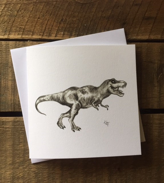 Trevor Greeting Card