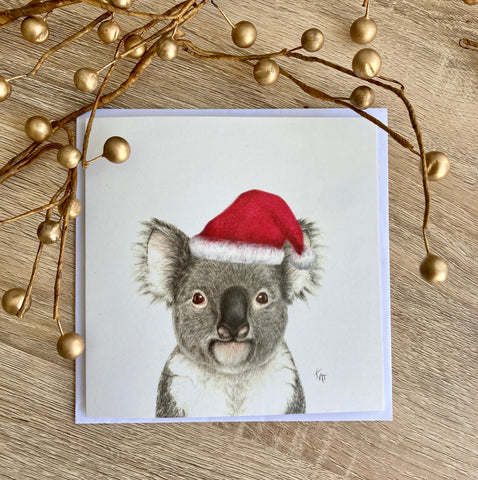Matilda Christmas Card