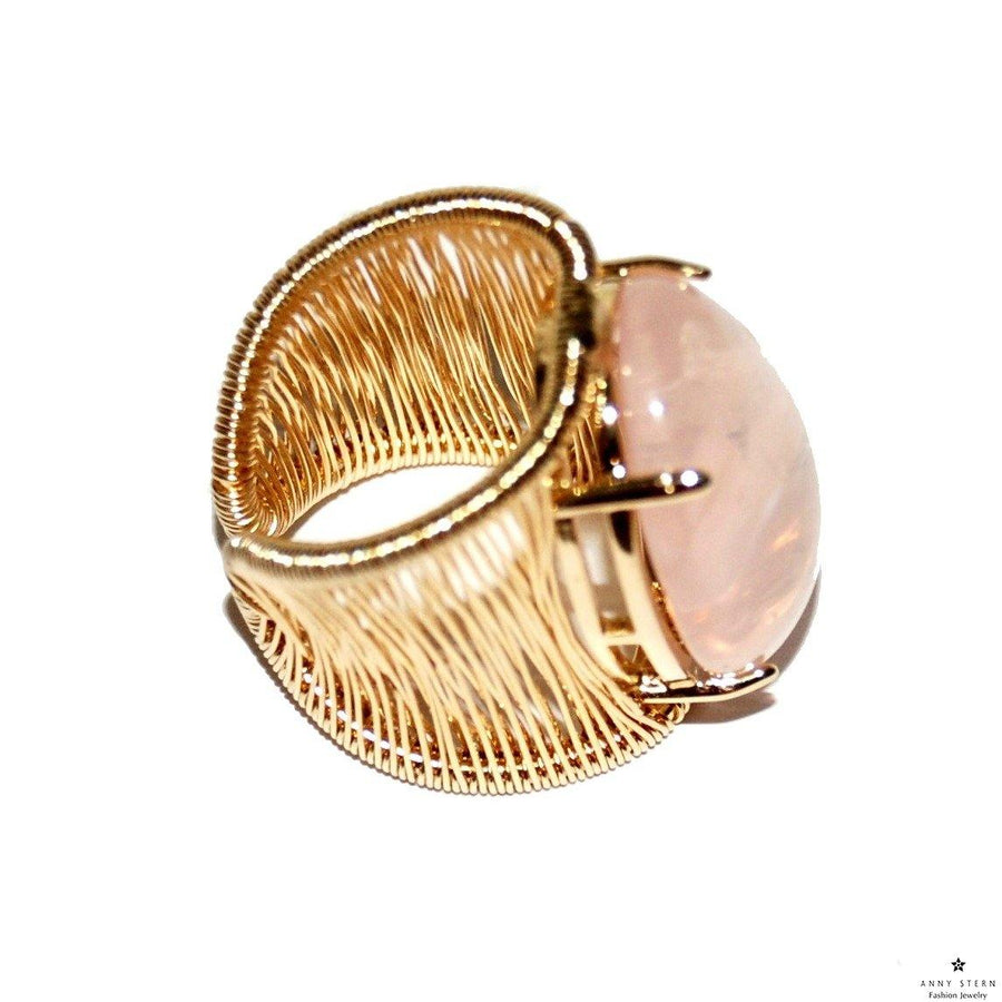 Filo D'oro Ring - Rose