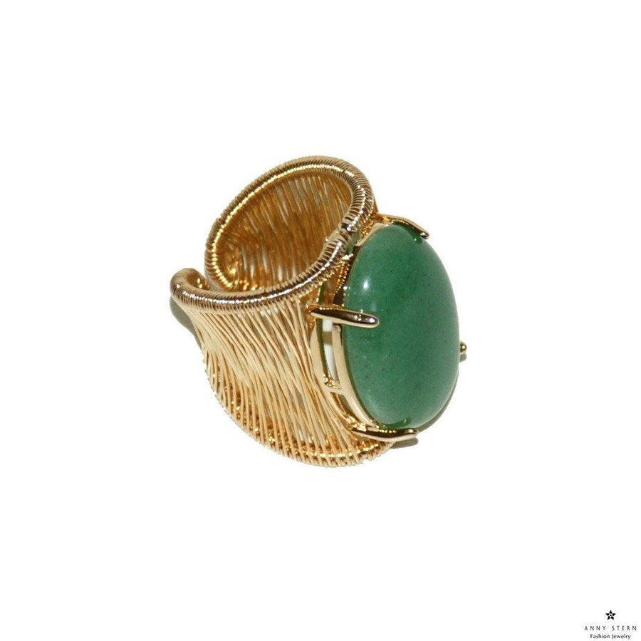 Filo D'oro Ring – Green