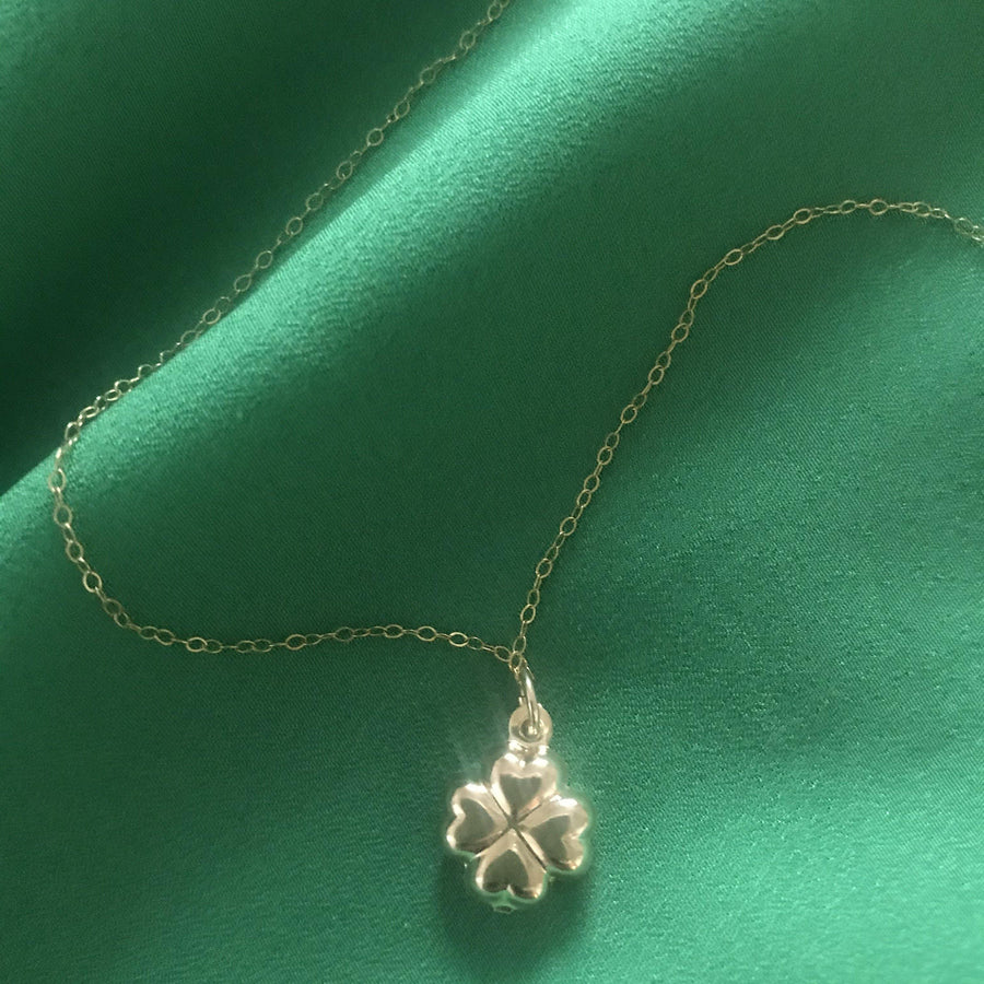Luck of the Irish Necklace