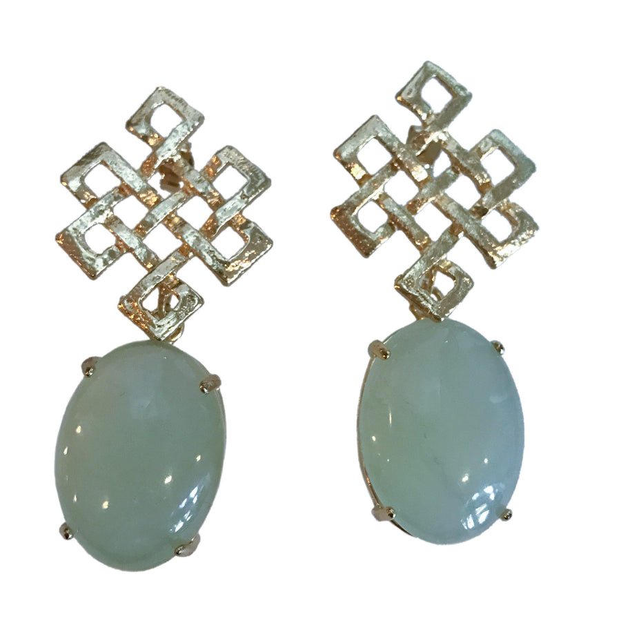 Celta earrings - Hanon Jade