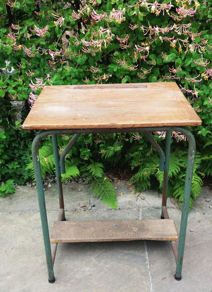 Vintage Children's Desks available for commissions