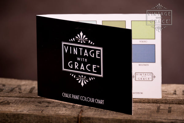 vintage with grace chalk paint UK online stockist emily rose vintage